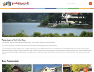 bolu.pansiyon.com.tr screenshot