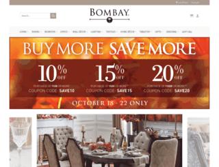 bombay.ca screenshot
