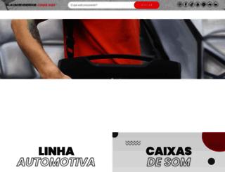 bomber.com.br screenshot