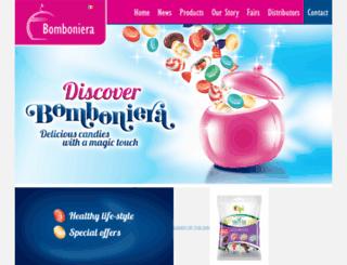 bomboniera.ro screenshot