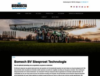 bomech.nl screenshot
