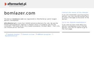 bomlazer.com screenshot