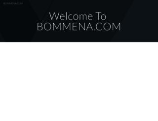 bommena.com screenshot