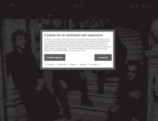bon-jovi.de screenshot