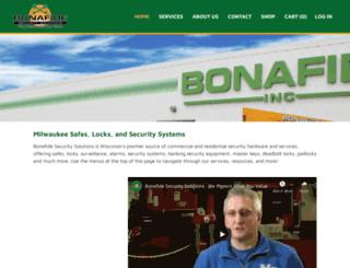 bonafidesafe.com screenshot