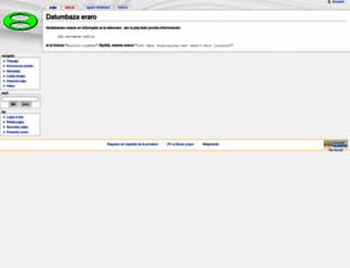 bonalingvo.org screenshot