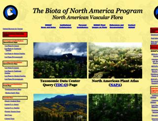 bonap.net screenshot