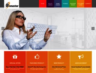 bonastar.com.au screenshot