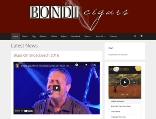 bondicigars.com screenshot