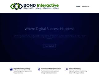 bondinteractive.com screenshot