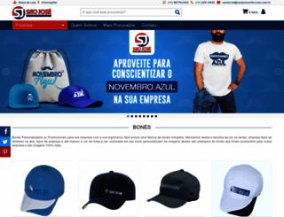 bonesaojose.com.br screenshot