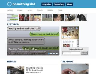 bonethugshd.net screenshot