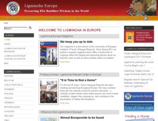 bongaruda.eu screenshot
