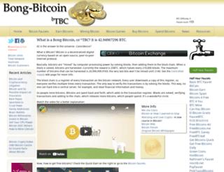 bongbitcoin.com screenshot