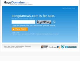 bongdanews.com screenshot
