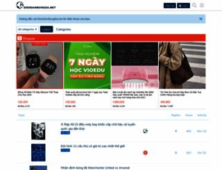 bongdatv.net screenshot