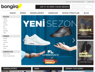 bongiro.com screenshot