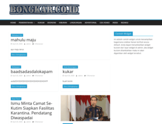 bongkar.co.id screenshot