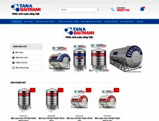 boninoxdaithanh.com screenshot