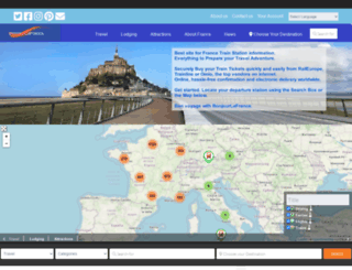 bonjourlafrance.com screenshot
