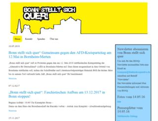 bonn-stellt-sich-quer.de screenshot