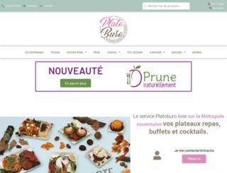 bonnaireenlivraison.com screenshot