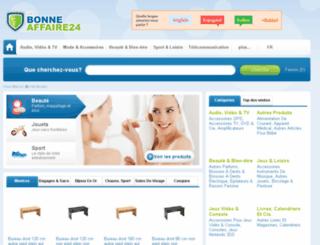 bonneaffaire24.com screenshot