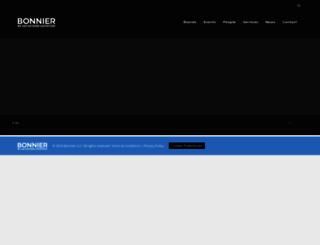 bonniercorp.com screenshot