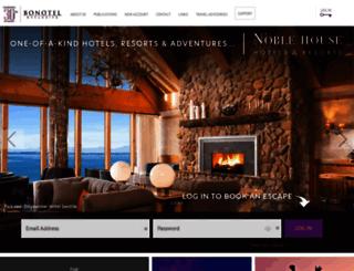 bonotel.com screenshot