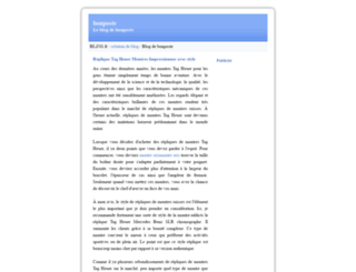 bonposte.bling.fr screenshot