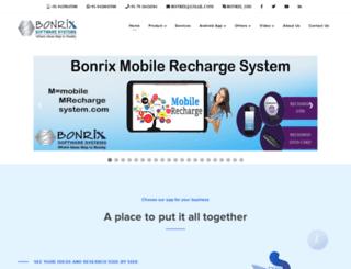 bonrix.net screenshot
