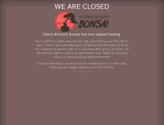 bonsai-uk.co.uk screenshot
