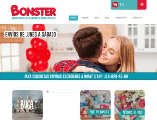 bonster.com.co screenshot