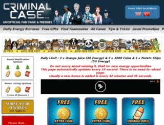 bonus.crazyteammates.com screenshot