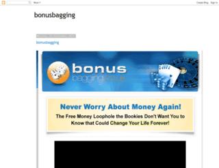 bonusbaggin-g.blogspot.co.uk screenshot