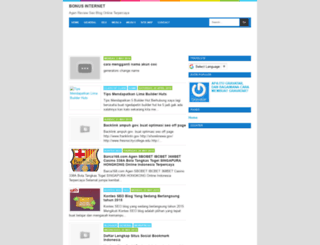 bonusna.blogspot.com screenshot