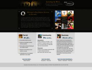 bonventure.net screenshot