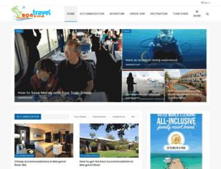 bonzon-travel.com screenshot