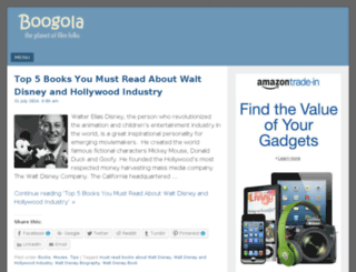 boogola.com screenshot