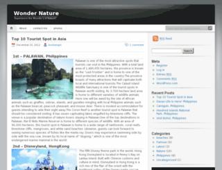 boohangin.wordpress.com screenshot