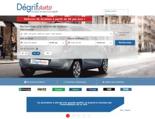 book.degrifauto.fr screenshot