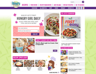book.hungry-girl.com screenshot