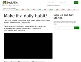 bookaka.com screenshot