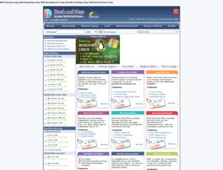 bookandhost.com screenshot