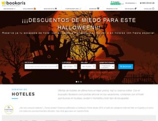 bookaris.com screenshot