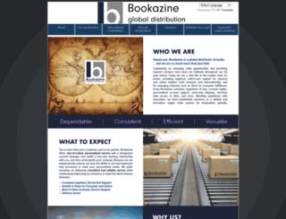 bookazine.com screenshot