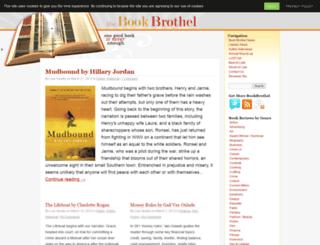 bookbrothel.com screenshot