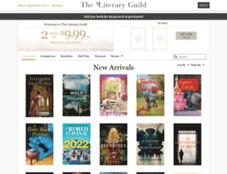 bookburst.com screenshot