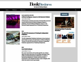 bookbusinessmag.com screenshot