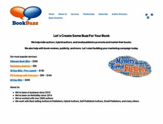 bookbuzz.net screenshot